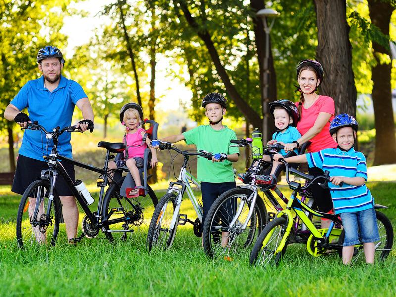 Melyik a legjobb kerékpáros gyerekülés?