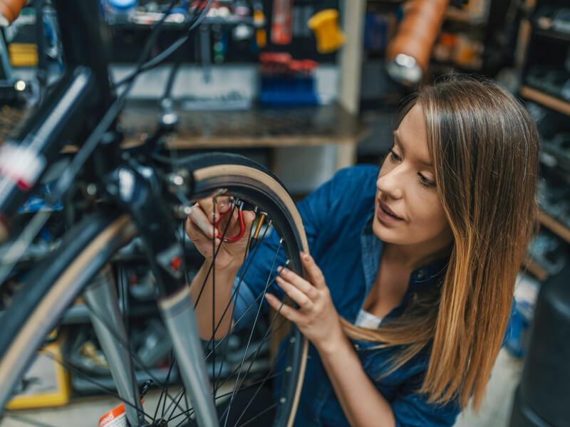 Te hogyan készülsz a kerékpáros szezonra?